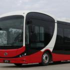 会津バスニュース 写真は欧州向け。仕様・デザインなどは導入車両と異なる