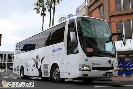 九州山地の車窓を眺めながらゆったり3列独立シートで博多→高千穂・延岡へ! 西鉄バスの「ごかせ号」に乗車