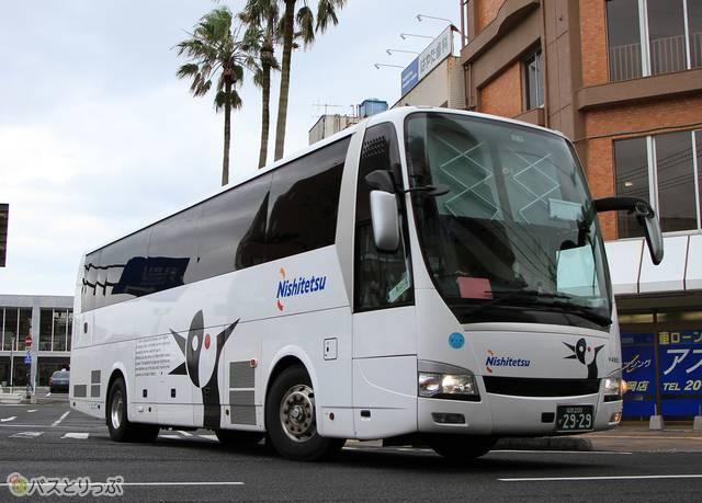 西鉄バス「ごかせ号」
