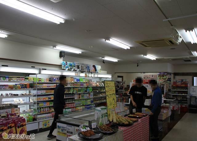 九州自動車道 緑川パーキングエリア