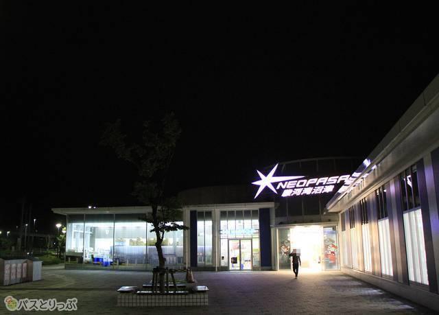 新東名高速道路 駿河湾サービスエリア