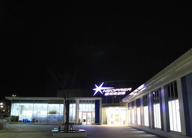 新東名高速道路 駿河湾沼津パーキングエリア