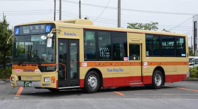 車両保有台数2,000台以上! 本州最大規模のバス事業者「神奈川中央交通 ...