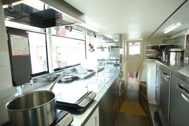 1階のキッチン(イメージ)
