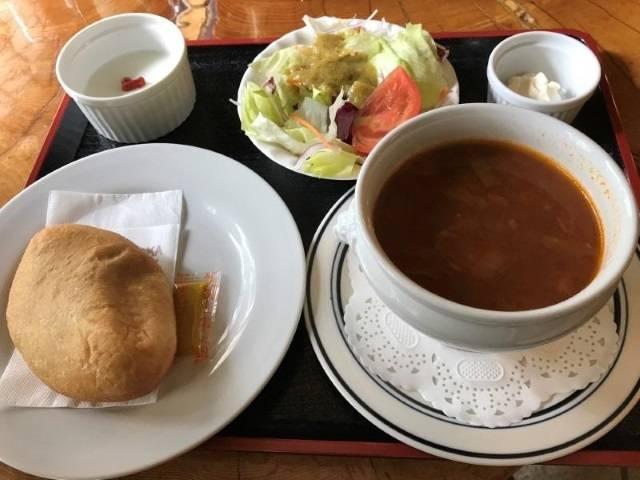 南ヶ丘牧場伝統の味 ボルシチセット
