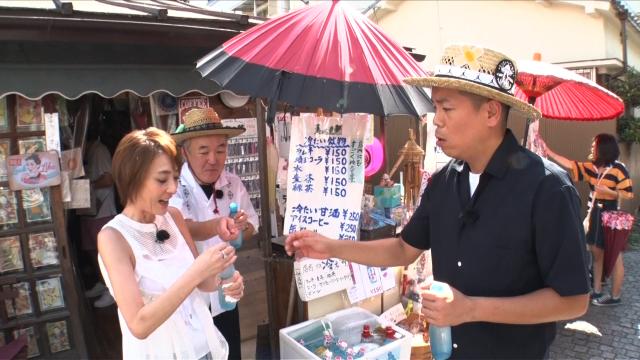 川越・菓子屋横丁