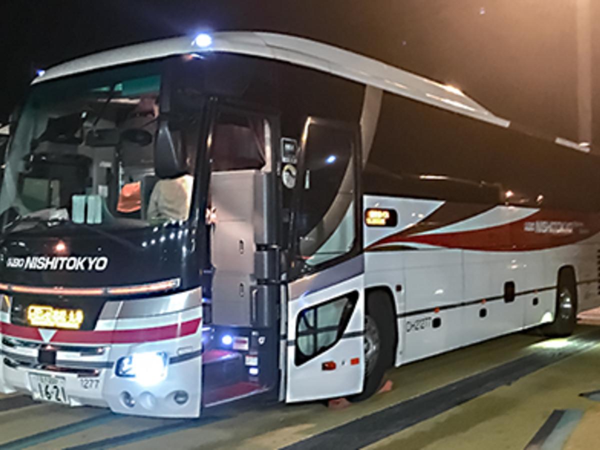 高速バス 高松 東京