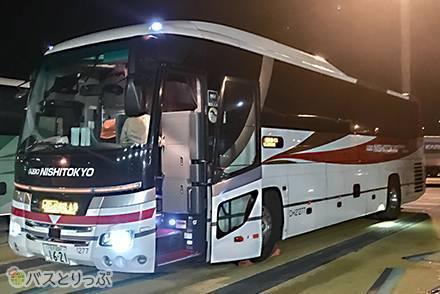 「ハローブリッジ号」ってどこに行く高速バス? ヒントはバスの名前にあり【西東京バス乗車記】