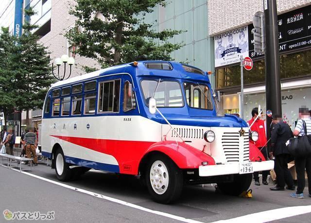 北海道中央バス「まき太郎」