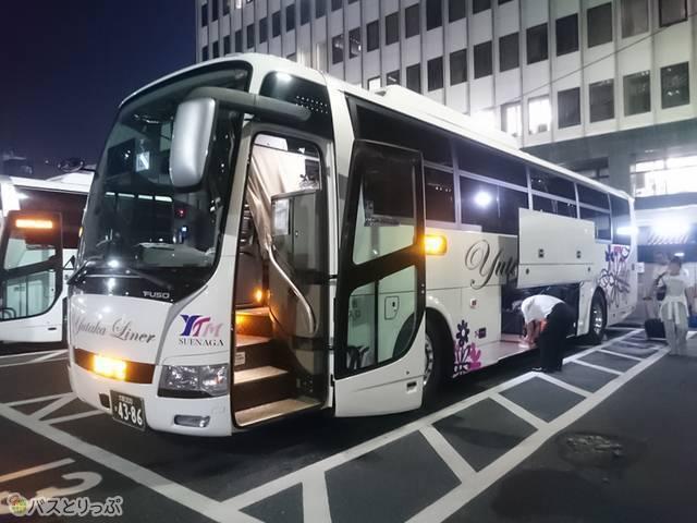 お盆乗車記東京〜大阪