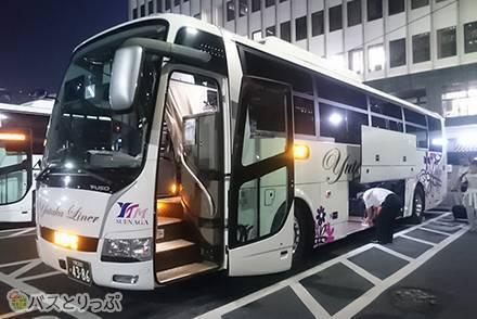 帰省シーズンの夜行バス移動にもおすすめ! ユタカ交通「ユタカライナー15号」に乗ってみた【東京→大阪】
