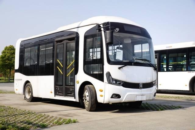 揚州亜星・小型電気バス