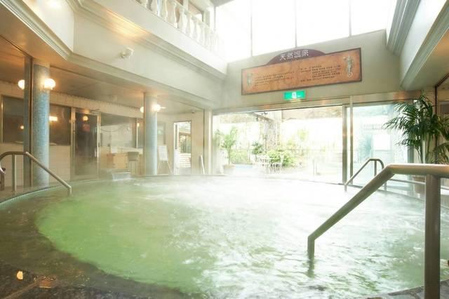 神戸サウナ&スパ 男性風呂の「ハンガリアンバス」