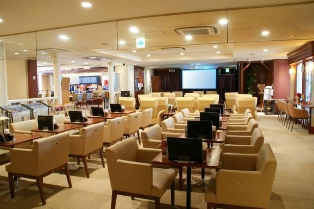神戸サウナ&スパ 和ダイニングレストラン「ルオント」