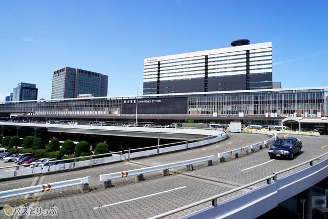 大阪のもうひとつの玄関口新大阪駅