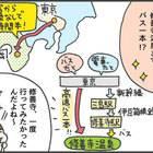 え!?新宿から修善寺温泉までバス1本!?修善寺、一回行ってみたかったんだよね~。パワースポット!新宿から乗換えなしで2時間半!