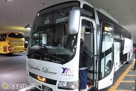 東京⇒大阪の高速バスが1,600円! ユタカ交通の4列シート「ユタカライナー」でお得な格安旅へ