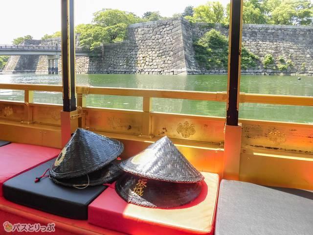 豊臣秀吉の「鳳凰丸」を再現した船