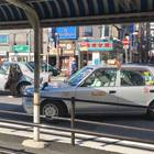 タクシーのりば