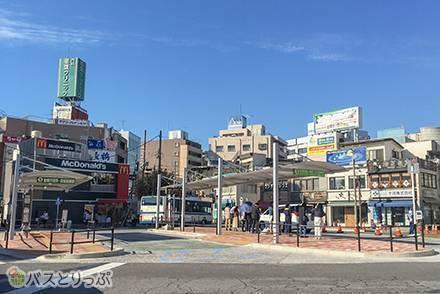 仙台からのディズニー直行便が埋まっていたら「西船橋」が便利! バスターミナルからの行き方&駅周辺の便利スポットは