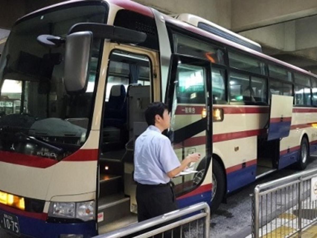 11/4放送「バス旅スト」福島交通...