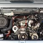 いすゞガーラ ハイデッカーのエンジン