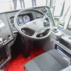 TDX24 アストロメガの運転席