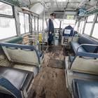 古いバスを運転するには、運転士さんにとっても気を使うことが多い
