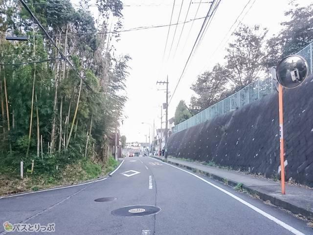 人通り・車通りの少ない箇所も