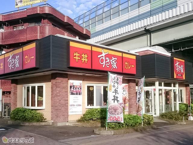 すき家 江田駅前店