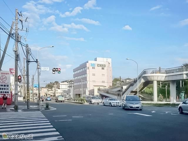 江田駅東交差点