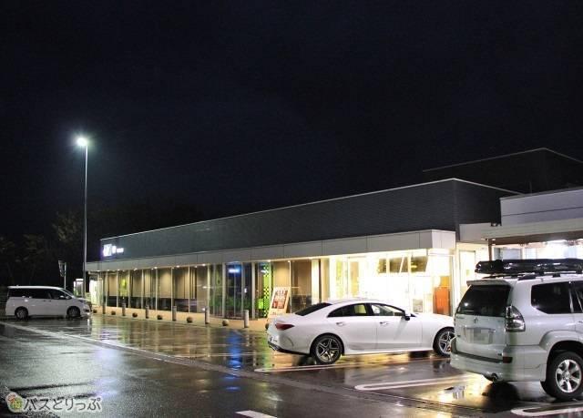 北陸自動車道 栄パーキングエリア