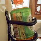 350mlペットボトルは、パーテーションに当たらなかった