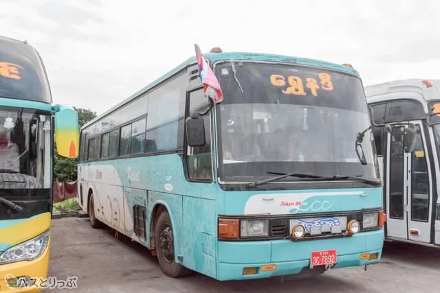「東京シャトル」じゃなくて「東京シャイン」という謎のバスも…