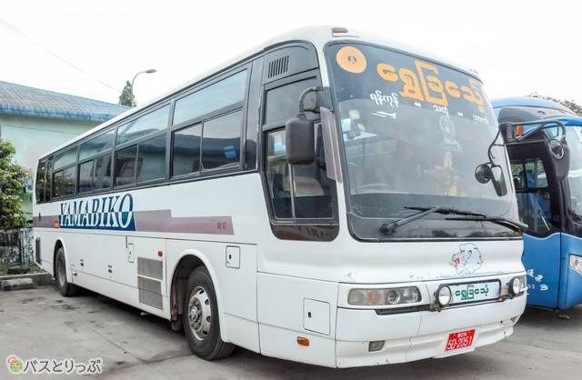 長野県を走るやまびこバス