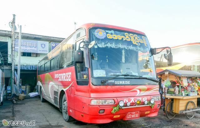 2台目の岐阜バスを発見!
