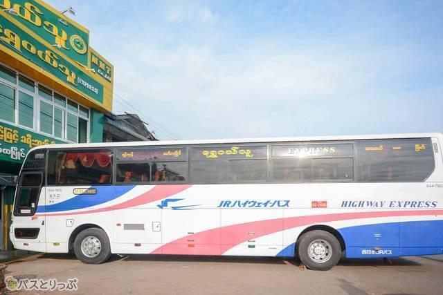 西日本JRバスのハイウェイバス