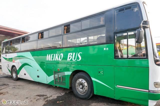 和歌山県を拠点とする明光バス