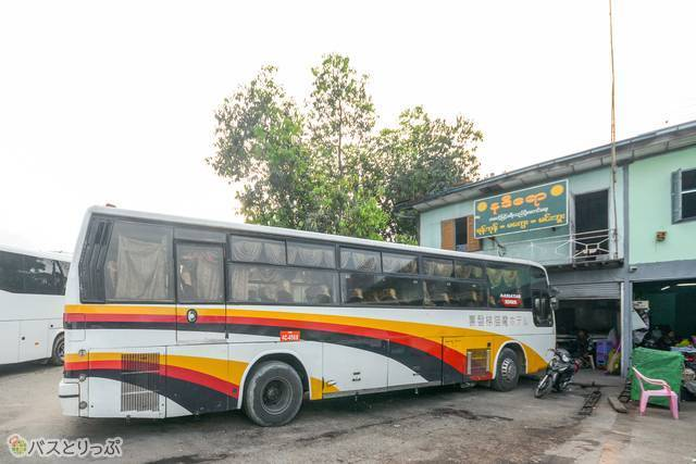 福島県・裏磐梯猫魔ホテルの送迎バス