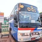 軽井沢を拠点とする草軽交通のバス