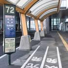 「72番」の行先は新宿や会津若松、新潟など