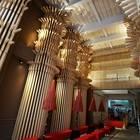 「奈良の森ホテル」エントランス