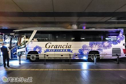 4列シート・満席・12時間! 苦行バスになりかねないのに!?  VIPライナー5便(グランシア)埼玉・東京~大阪・神戸乗車記