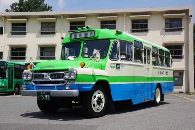 1966年式いすゞBXD30