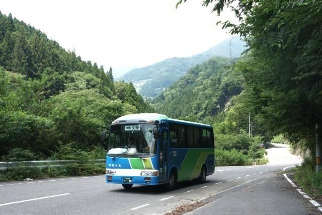 四国交通・祖谷線