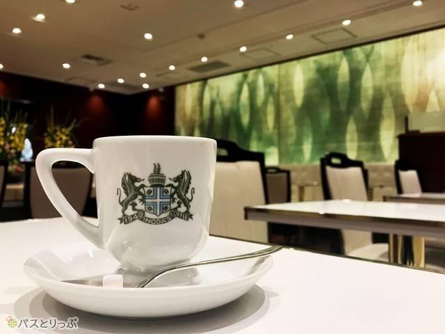 イノダを象徴するコーヒーアラビアの涙