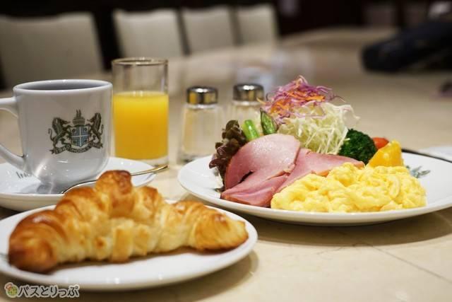 イノダコーヒの代名詞京の朝ご飯