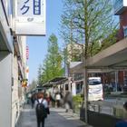 東京建物ビル前