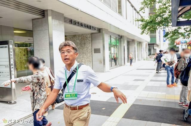 東京都交通局のスタッフも列の整理に大忙し