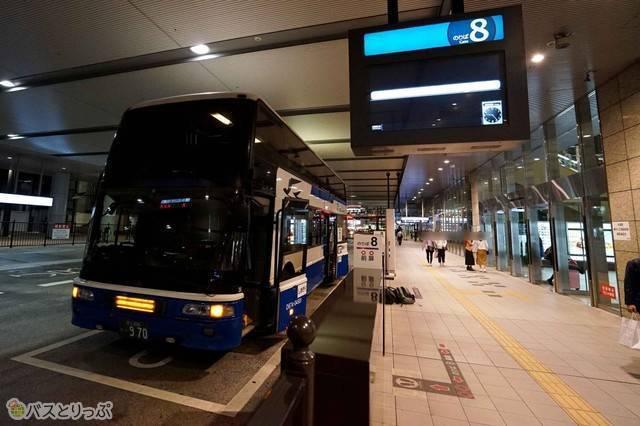 大阪駅周辺バスターミナル